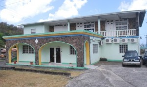 St. Vincent and the Grenadines Bureau of Standards, the recommended GMO Testing Facility